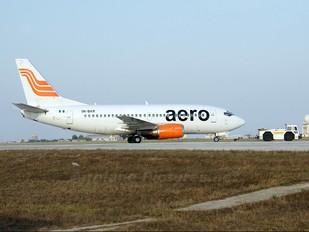 5N-BKR - Aero Contractors Nigeria Boeing 737-500