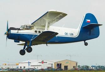 OK-UIA - Aeroklub Czech Republic Antonov An-2