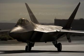 - - USA - Air Force Lockheed Martin F-22A Raptor