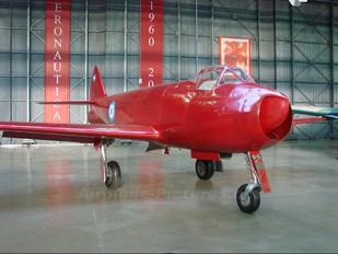 - - Argentina - Air Force IAe Pulqui I