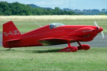 G-IIJC - Private Midget Mustang