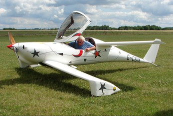 G-CUIK - Private Quickie Aircraft Corp Quickie Q200