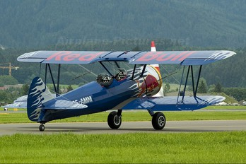 OE-AMM - The Flying Bulls Boeing Stearman, Kaydet (all models)