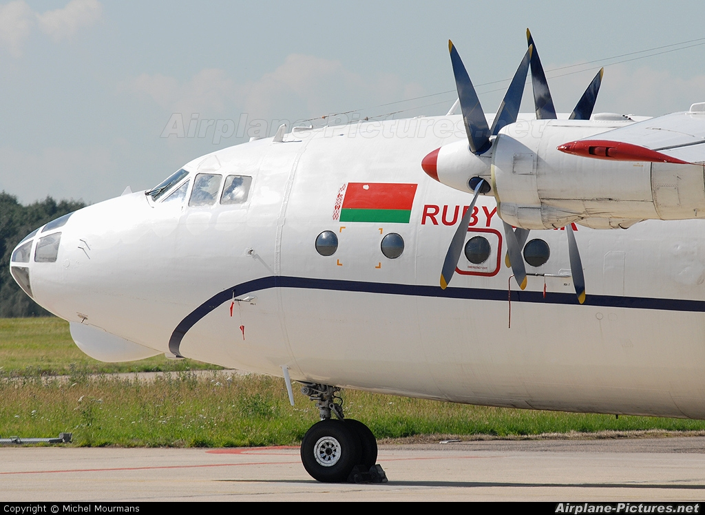 Ruby Star Air Enterprise EW-269TI aircraft at Maastricht - Aachen