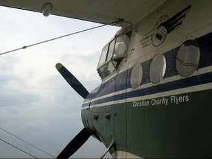 YR-CCF - Christian Charity Fliers Antonov An-2