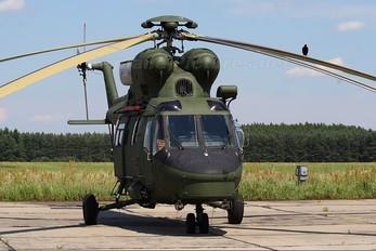 605 - Poland - Army PZL W-3 Sokół