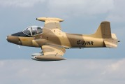 G-UVNR - Private BAC 167 Strikemaster aircraft