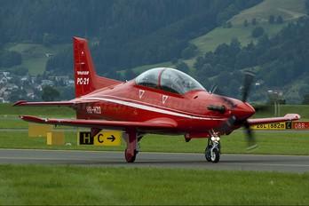 HB-HZD - Pilatus Pilatus PC-21
