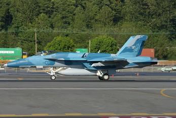 165538 - USA - Navy McDonnell Douglas F/A-18E Super Hornet