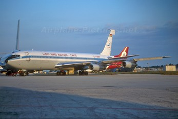 CP-1698 - Lloyd Aereo Boliviano Cargo Boeing 707