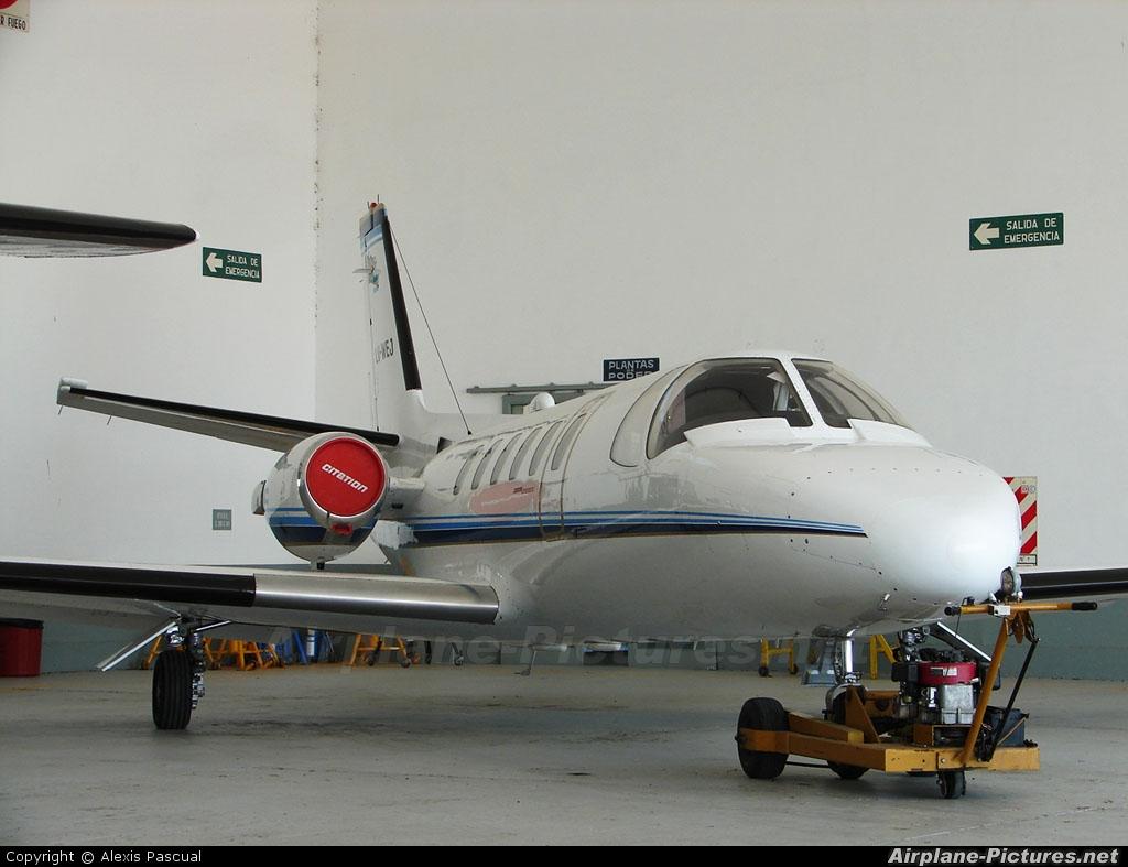 Argentina - Government LV-WEJ aircraft at La Plata