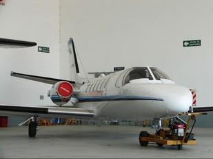 LV-WEJ - Argentina - Government Cessna 550 Citation II