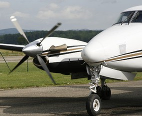 OM-ALE - Private Beechcraft 200 King Air