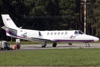 OE-GPS - Tyrol Air Ambulance Cessna 550 Citation Bravo