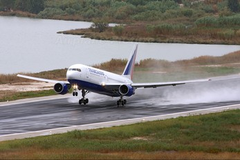 EI-CXZ - Transaero Airlines Boeing 767-200ER