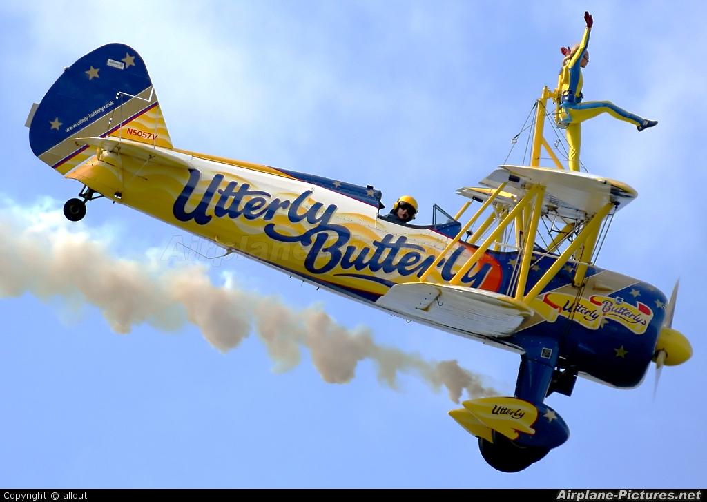 Utterly Butterly N5057V aircraft at Elvington