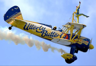N5057V - Utterly Butterly Boeing Stearman, Kaydet (all models)