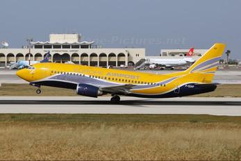 F-GIXF - Europe Airpost Boeing 737-300QC