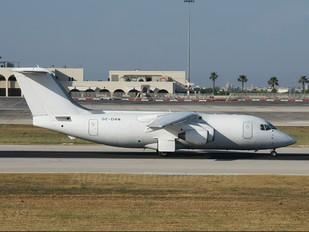 SE-DRN - Private British Aerospace BAe 146-200/Avro RJ85-QT Quiet Trader