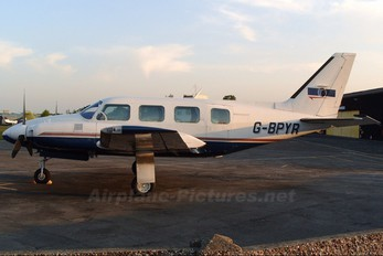 G-BPYR - Synergy Aircraft Leasing Piper PA-31 Navajo (all models)