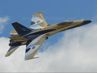 188719 - Canada - Air Force McDonnell Douglas CF-188A Hornet