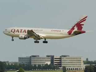 A7-AFB - Qatar Airways Cargo Airbus A300F