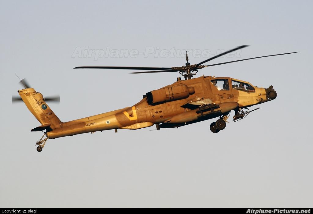 Isohigh 910 aircraft at Beersheba - Hatzerim