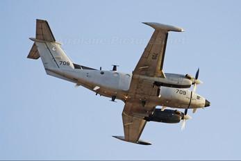 709 - Israel - Defence Force Beechcraft 200 King Air