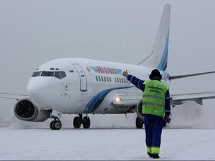 VP-BRU - Yamal Airlines Boeing 737-500