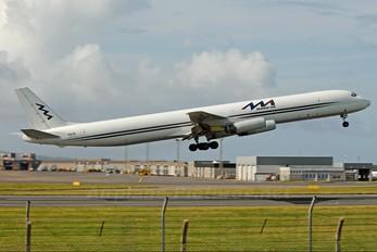 N921R - Murray Air Douglas DC-8-63F