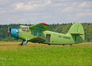 RA-33605 - Private Antonov An-2