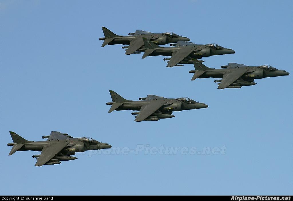 Royal Air Force ZD346 aircraft at In Flight - England