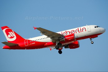D-ABGR - Air Berlin Airbus A319