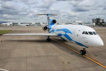 RA-42365 - Aeroflot Plus Yakovlev Yak-42