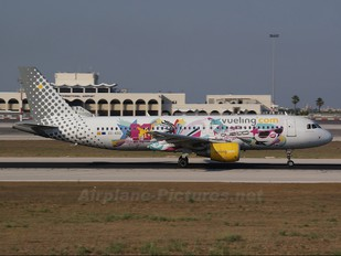 EC-KDG - Vueling Airlines Airbus A320