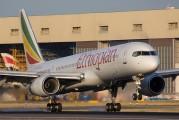 ET-AMT - Ethiopian Airlines Boeing 757-200 aircraft