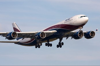 CS-TFX - Arik Air Airbus A340-500