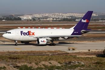 N419FE - FedEx Federal Express Airbus A310F