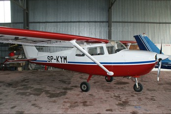 SP-KYM - Private Cessna 175 Skylark
