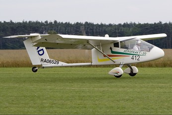 RA06529 - Private Aeroprakt A-20