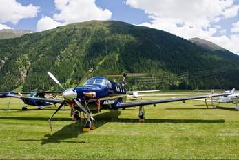HB-FWD - Air Engiadina Pilatus PC-12