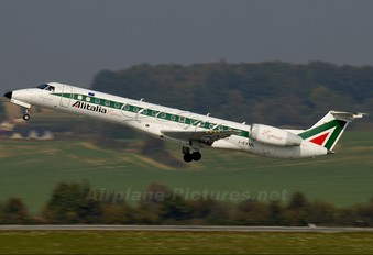 I-EXML - Alitalia Express Embraer ERJ-145