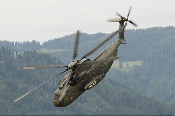 84+41 - Germany - Army Sikorsky CH-53G Sea Stallion