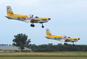 OK-PNL - Aeroklub Czech Republic Zlín Aircraft Z-142