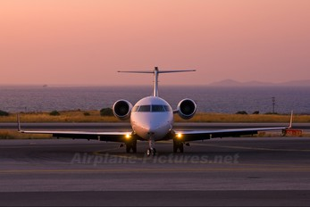 G-NCCC - TAG Aviation Canadair CL-600 Challenger 605