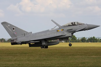 ZJ924 - Royal Air Force Eurofighter Typhoon FGR.4