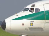 I-DATU - Alitalia McDonnell Douglas MD-82 aircraft