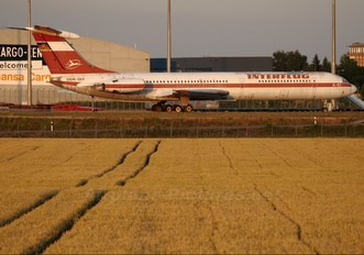 DDR-SEF - Interflug Ilyushin Il-62 (all models)