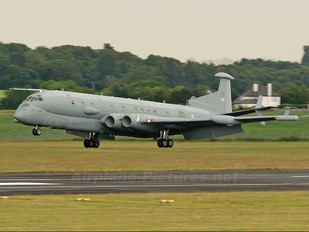 ZJ518 - Royal Air Force British Aerospace Nimrod MRA.4
