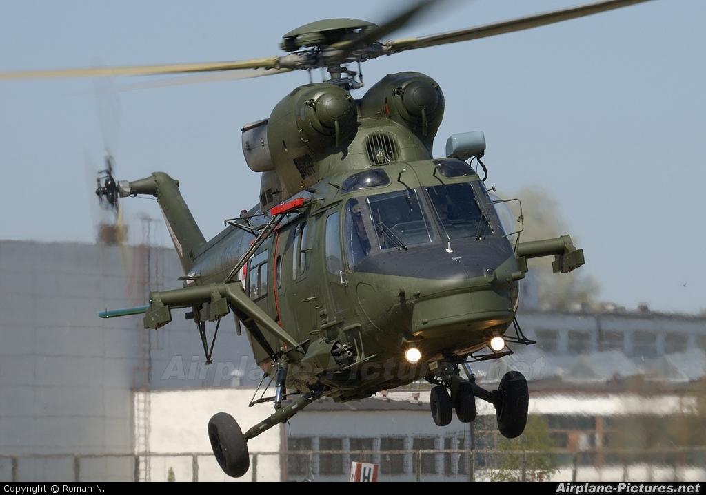 Poland - Army 0612 aircraft at Bydgoszcz - Szwederowo